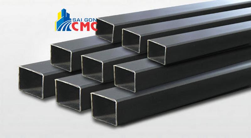Giá sắt thép hộp vuông đen