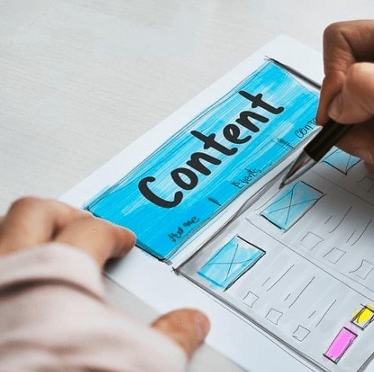Content marketing seo