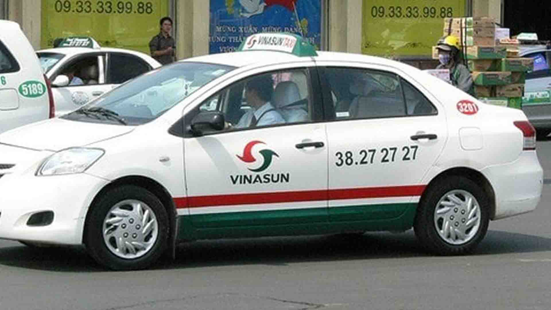 Taxi Vinasun Biên Hòa
